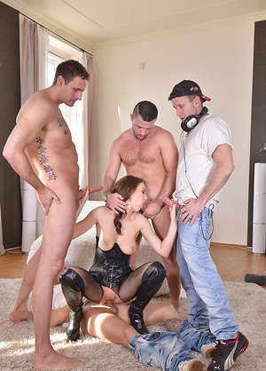 Gangbang Turnaround: This is What Really Happens..
